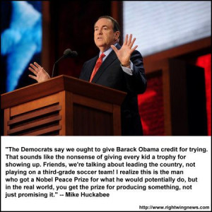 Mike Huckabee's Quotes