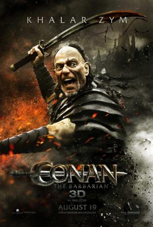 Conan the Barbarian 2011 - Khalar Zym