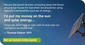 Solar Quote Specials! Solar Power Rebates Commercial Components Store ...