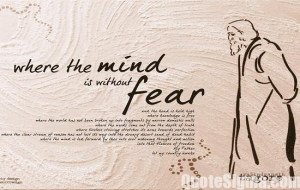 45 Inspirational Quotes by Rabindranath Tagore