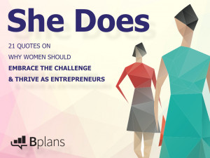 She Does: 21 Quotes on Why Women Should Embrace the Challenge and ...