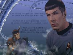 Spock quotes :)