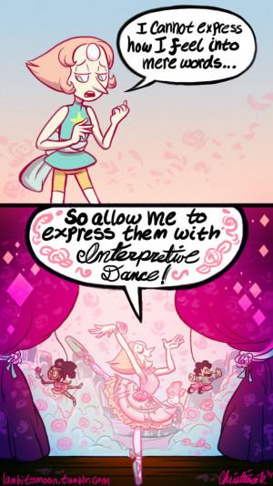 RE: Steven Universe