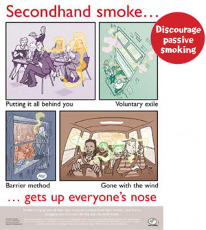 from secondhand smoke secondhand smoke poster a3 posters a3 poster ...