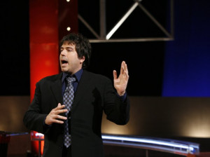 ... all evil names greg giraldo still of greg giraldo in root of all evil