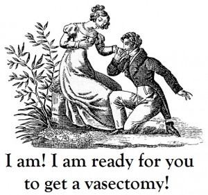 Vasectomy Funny Quotes I was really freaked about