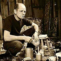 Smithsonian /Jackson Pollock Centennial: 'Memories Arrested in Space ...