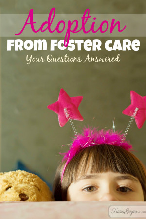 Adoption from Foster Care: Your Questions Answered, Part 2