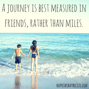 is best measured in friends rather than miles tim cahill quote