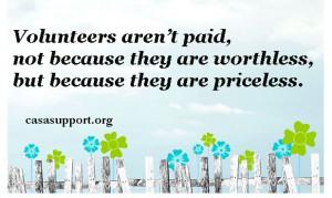 Volunteering Volunteer Quotes
