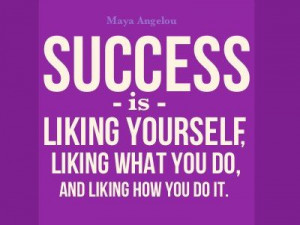 Success Quotes, Mary Angelou Quotes, Good Morning Quotes, Motivational ...