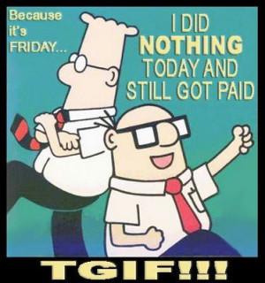 TGIF Quotes Jokes | Funny Tgif