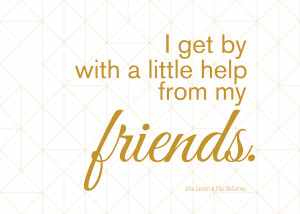 Great Friends Quotes Friend-quote-5x7-