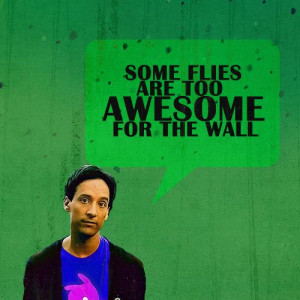 Probably my favorite Community quote of all time! Abed Nadir # ...