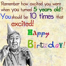 ... funny quotes and sayings for when you are celebrating your golden year