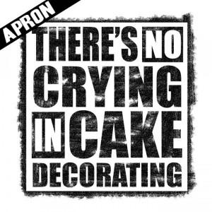 cake design and decorating