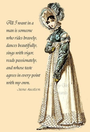 ... Jane Austen Quotes Postcard Sense and Sensibility -. $2.50, via Etsy