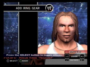 Jeff Hardy Caw For Wwe More