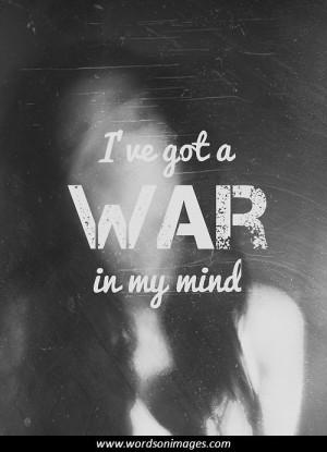 Inspirational war quotes