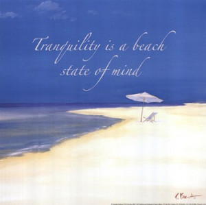 Tranquility quote #2