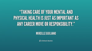 Quotes About Taking Care Of Your Family