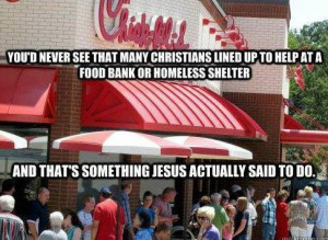 Christianity Think About It!!