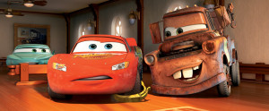 Oh, Mater. It's so funny, and it's so accidental. (The best jokes ...