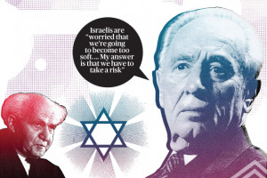 Shimon Peres on the New Middle East