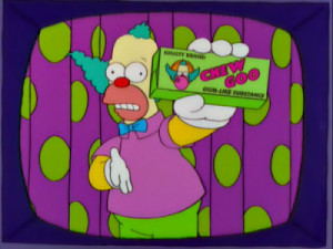 Quote Of The Day - Krusty The Clown