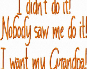 Grandparents Quotes Embroidery Mach ine Designs Digital Download ...