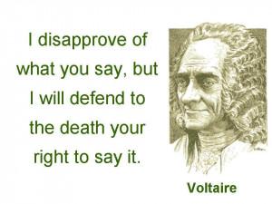 Freedom of Speech Freedom of Speech