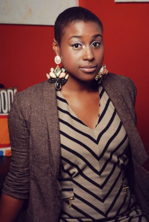 See how awesome and beautiful Issa Rae is????