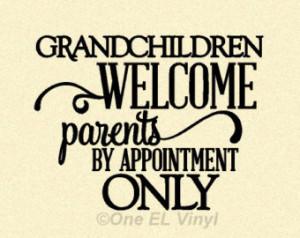 Grandchildren Quotes Facebook Grandchildren welcome