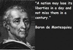 Baron de montesquieu famous quotes 2