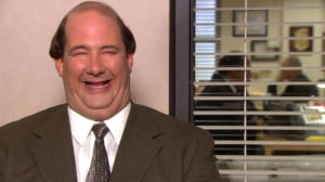 Kevin Malone, a character from