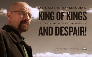 """Breaking Bad Season 5, Episode 14 Review: """"Ozymandias"""""""