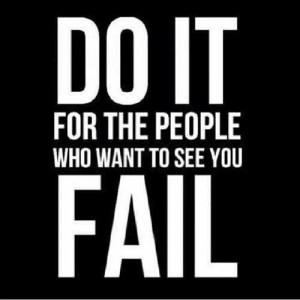 No failure.