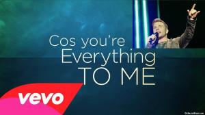 Everything To Me Shane Filan 540x303 Everything To Me Shane Filan