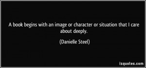 More Danielle Steel Quotes