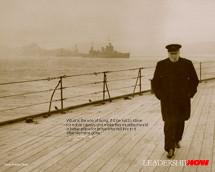 Leader: Winston Churchill