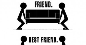 Difference Between Friends and Best Friends (11 Photos)