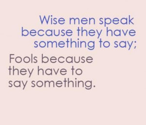 Fool quotes 25