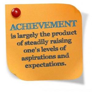 ... yourself best achievement quote great achievements achievements