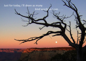 ... and uplifting thoughts to help you to make your day a great one