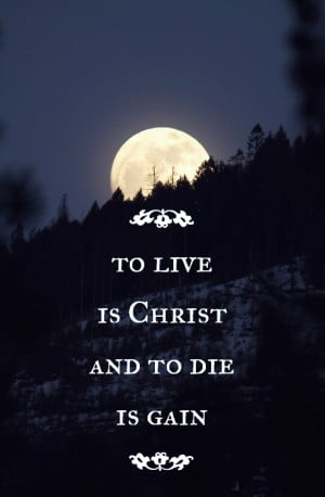 Comforting Bible Quotes About Death