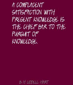 Liddell Hart's quote #1