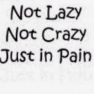 Chronic Pain and Ramblings