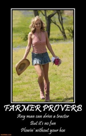 farm jokes farmer proverb adult donk demotivational posters 1298180002