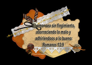 Christian Love Quotes in Spanish