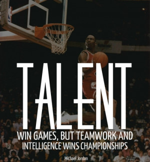 Famous Sports Quotes About Teamwork Intelligence teamwork
